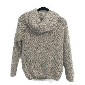 Buffalo fuzzy turtleneck sweater